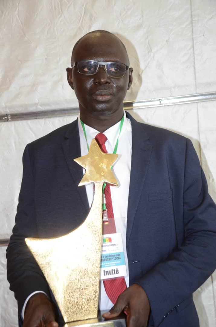 Leadership Award 2020 : Baba Ndiaye maintient le flambeau et honore encore Kaolack.