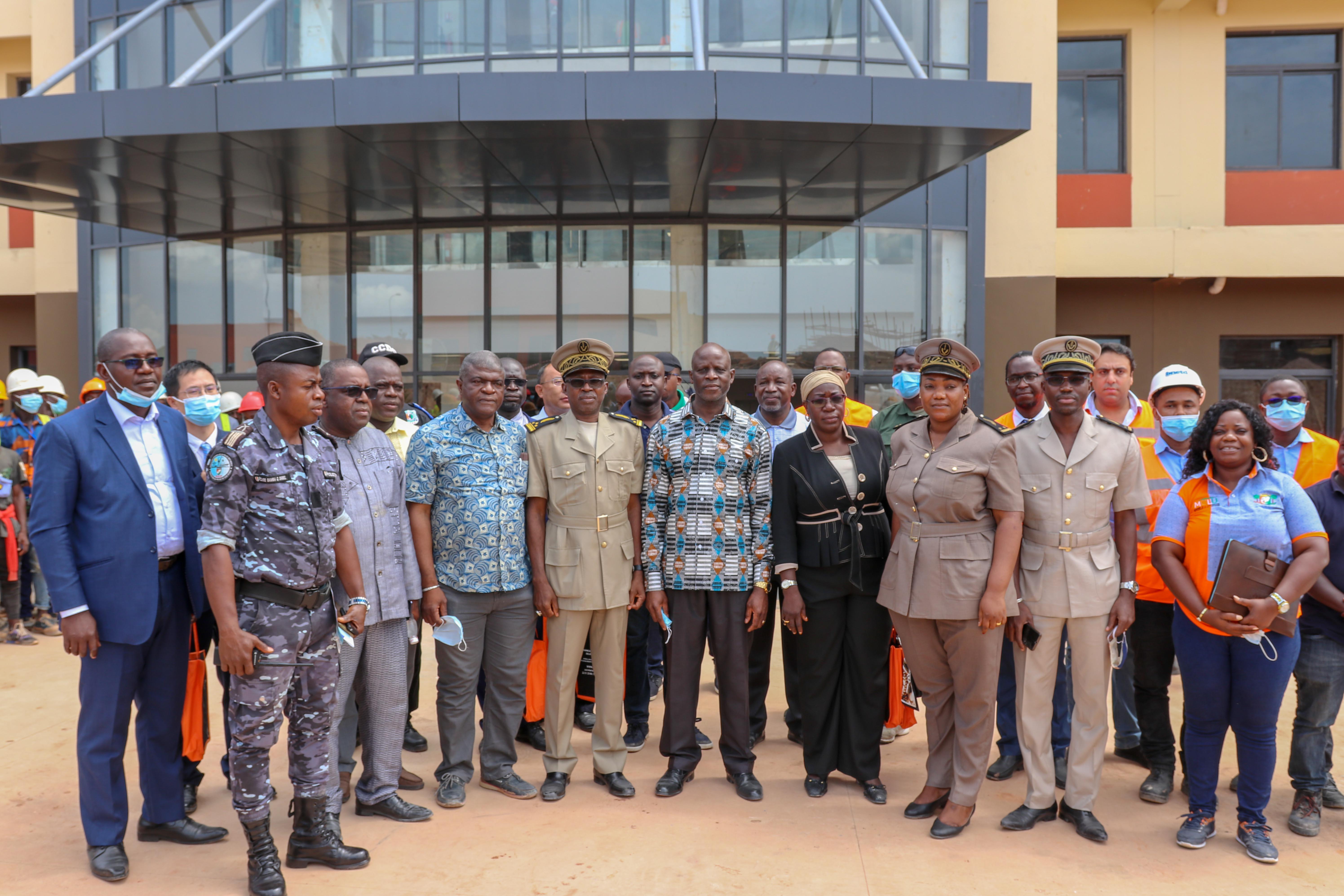Le Ministre ivoirien Adama Diawara annonce l'ouverture de l'université de San-Pedro courant dernier trimestre 2021