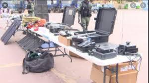 Coopération sécuritaire : Les États-Unis dotent la gendarmerie sénégalaise de matériel de police scientifique numérique d'une valeur de plus de 15 millions Fcfa.