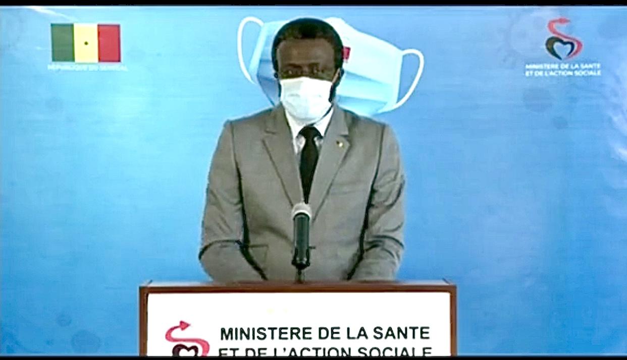 L'An 1 Covid-19 au Sénégal : Ces régions qui sont les plus touchées par la pandémie.