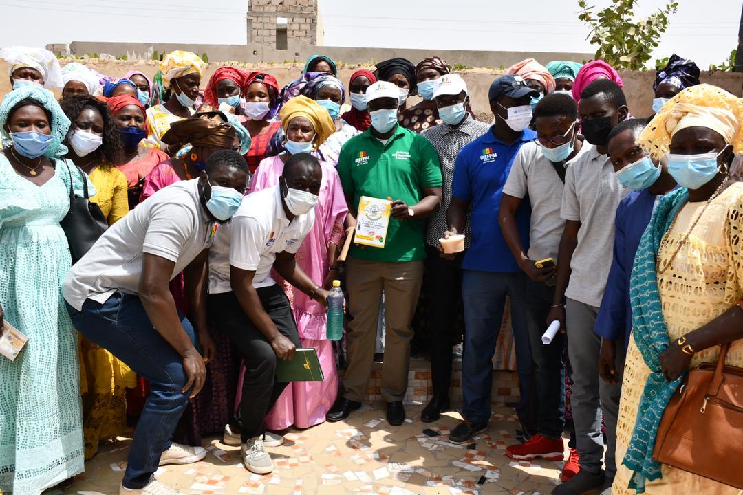 ( PHOTOS) TAMBA-KAFFRINE / Le Directeur de l'Emploi a procédé à l'installation des missions locales pour l'Emploi et l'Entrepreneuriat