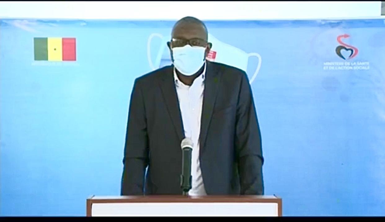 Statistiques, interventions, létalité des cas graves : Le Pr Mamadou Diarra Bèye, Directeur du SAMU tire le bilan annuel de la Covid-19.