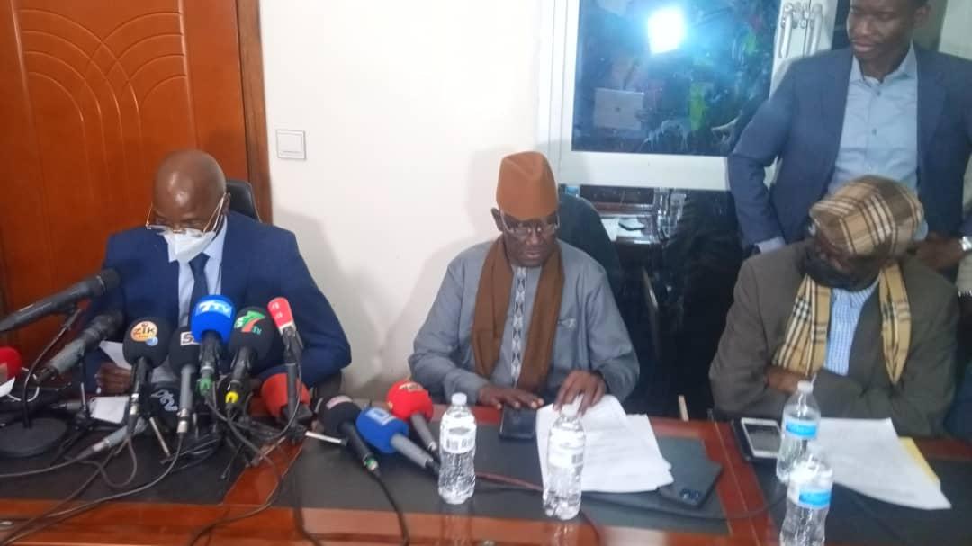 Maître Massokhna Kane sur la convocation de Sonko par le juge du 8ème cabinet : « Nous lui avons conseillé,  mais il est le seul qui pourra répondre »