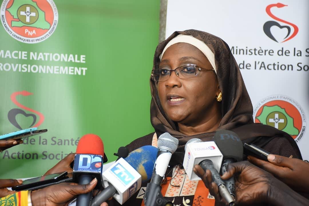 Dr Annette Seck Ndiaye, Directrice de la Pna : « Ce qu'a coûté la prise en charge des cas de Covid-19 »