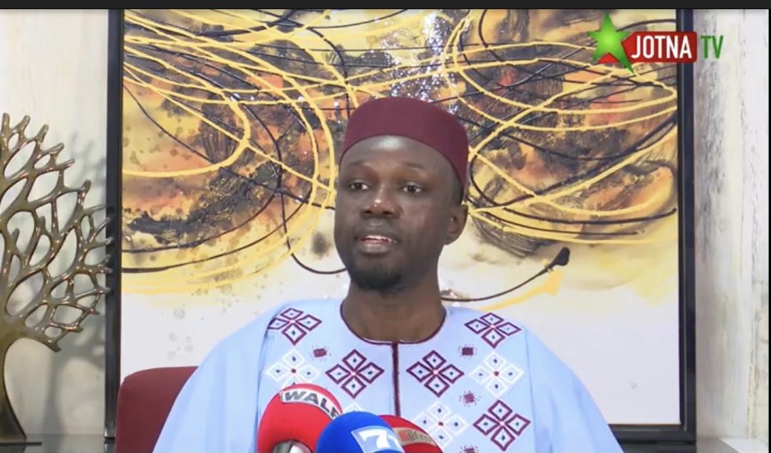 Affaire «Sweet Beauté» / Ousmane Sonko change de stratégie : «Je vais tranquillement sortir de chez moi demain pour répondre à la convocation du juge du 8e cabinet...»