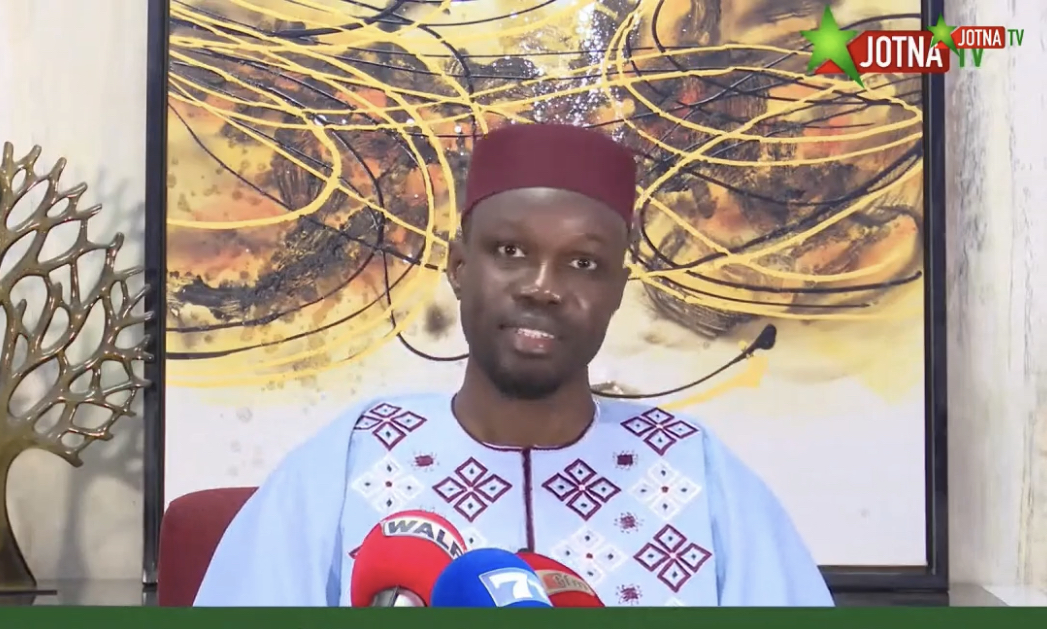 Ousmane Sonko : « Je n'ai jamais appelé à l'insurrection…l'objectif recherché est de fomenter un autre délit de rébellion, me condamner à six mois en flagrant délit et salir mon casier… »