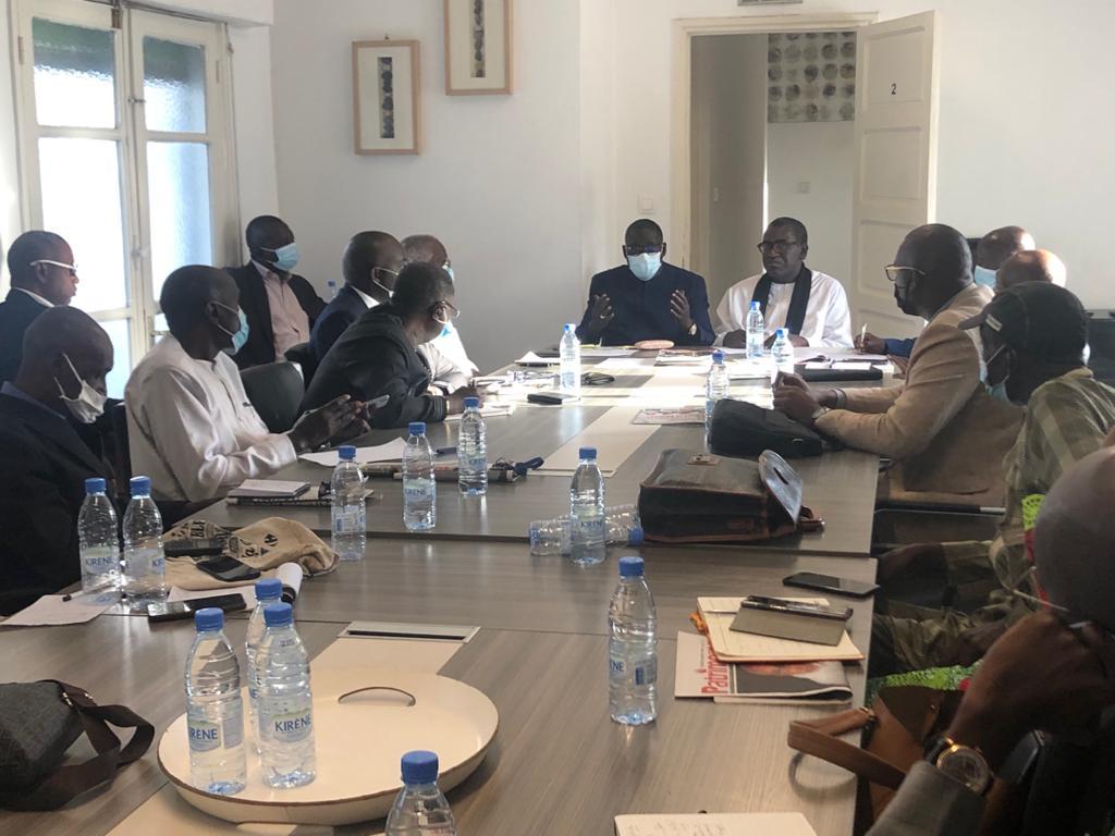 Affaire Sonko : L'appel au calme et à la responsabilité du « Club Sénégal Émergent »