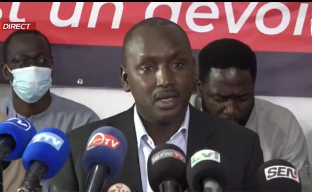 Arrestation de Ousmane Sonko : La Plateforme des acteurs de l'opposition et de la société civile met en garde contre Macky Sall.