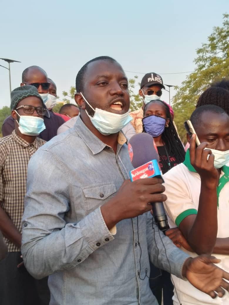 KÉDOUGOU/POLITIQUE : Des responsables du Pastef arrêtés par la police.