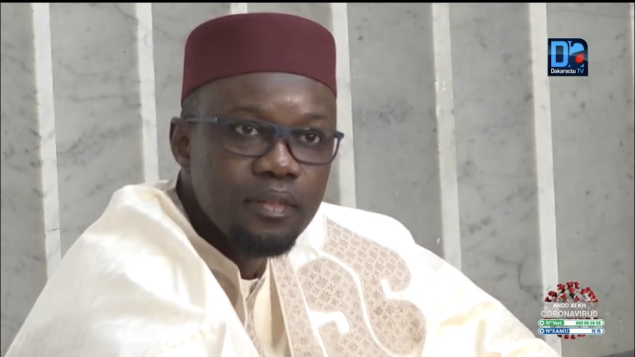 Urgent / Section de recherches : Le Doyen des Juges envoie un mandat d'amener pour Ousmane Sonko.