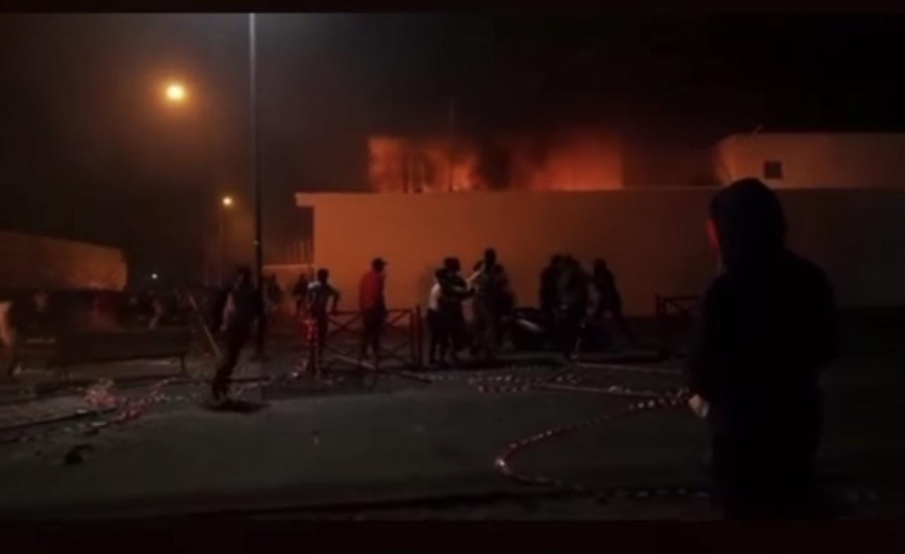 Parcelles Assainies : Les locaux de la mairie mis à sac, 3 véhicules et un lot de produits incendiés.