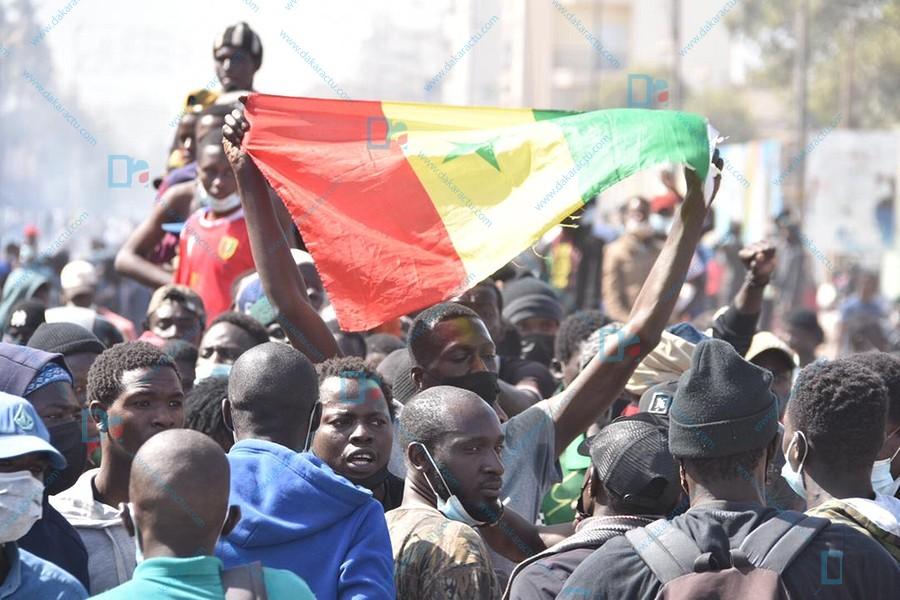 Médina: les images des manifestations de ce Vendredi