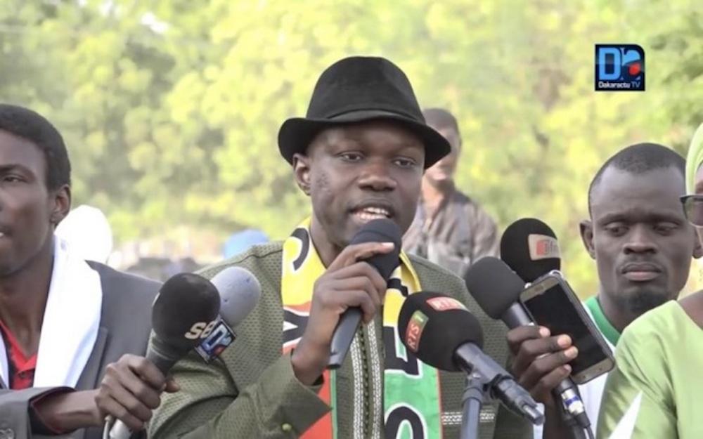Ajournement de l'audition de Ousmane Sonko : les deux hypothèses qui motivent cette stratégie du leader de Pastef