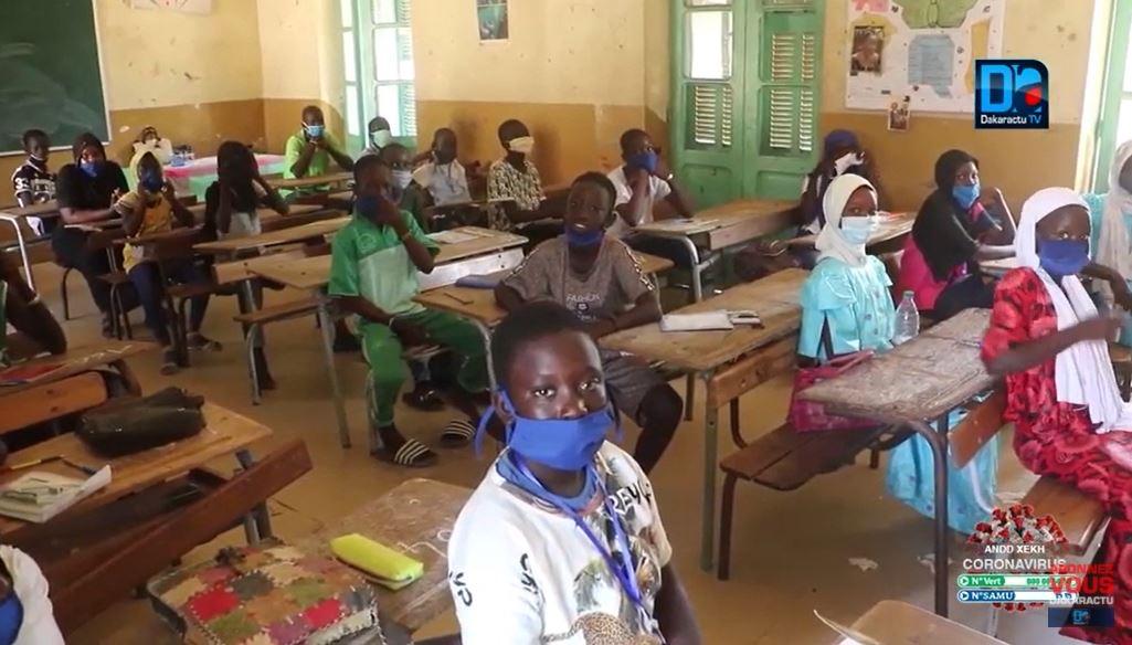 Suspension des cours jusqu'à mi-mars : Le Ministere de l'éducation nationale dément et précise..