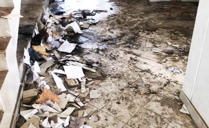 MANIFESTATIONS À RUFISQUE : Le bloc administratif et l'hôtel de ville de Bargny vandalisés.