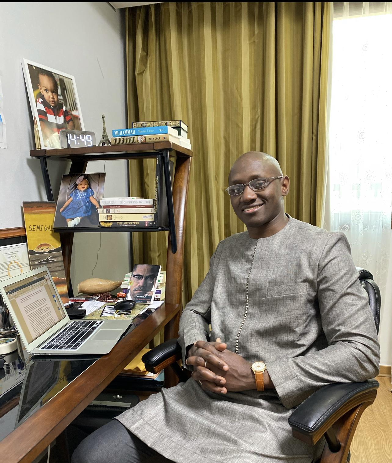 Vaccination anti-Covid-19 : Le Dr Abdoulaye Kébé Dia favorable à l'accélération du rythme pour enrayer la menace des nouveaux variants.