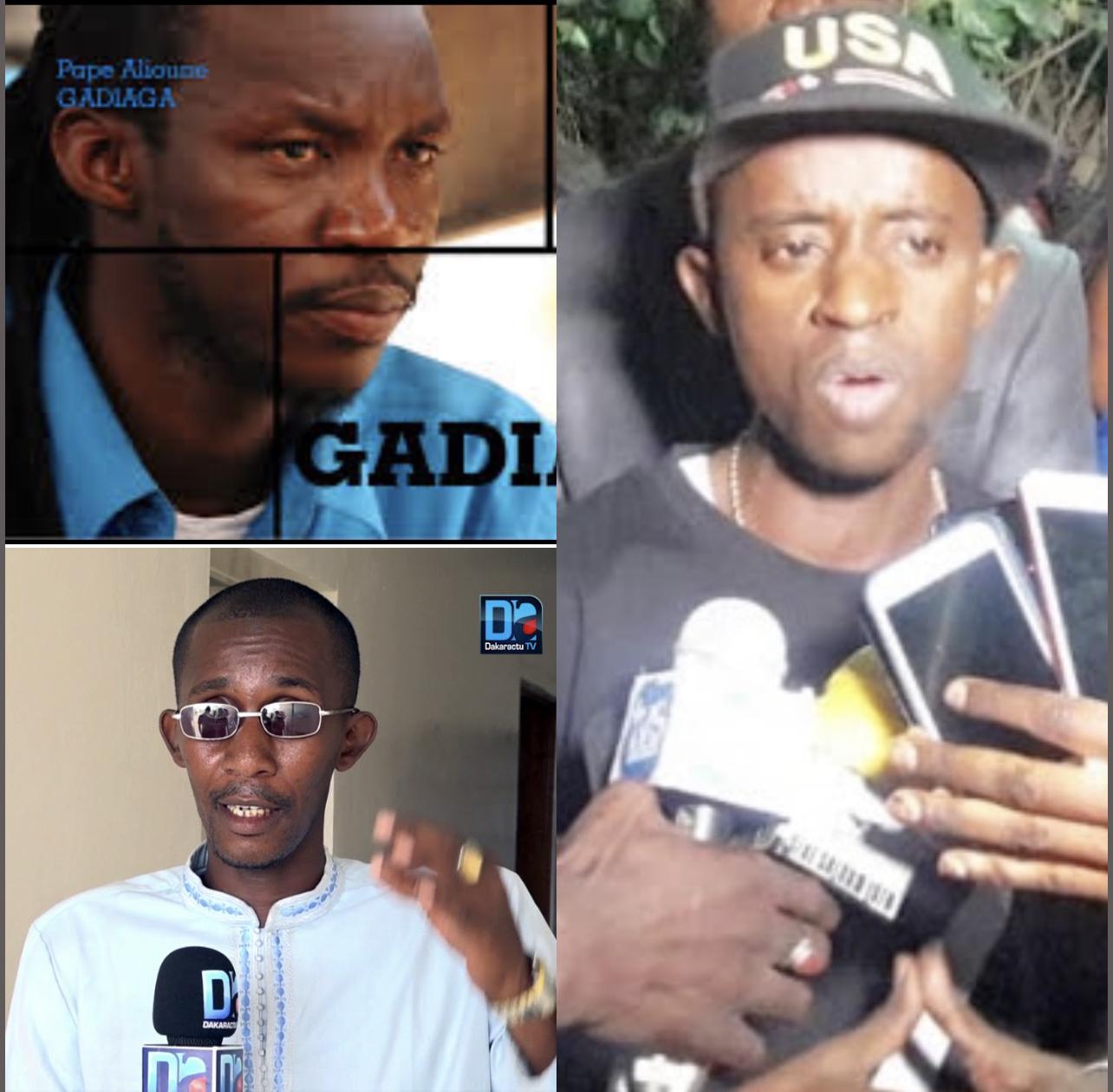 Kaolack : Pape Alioune Gadiaga, Pape Simakha, commando Baye etc, tous placés sous mandat de dépôt.