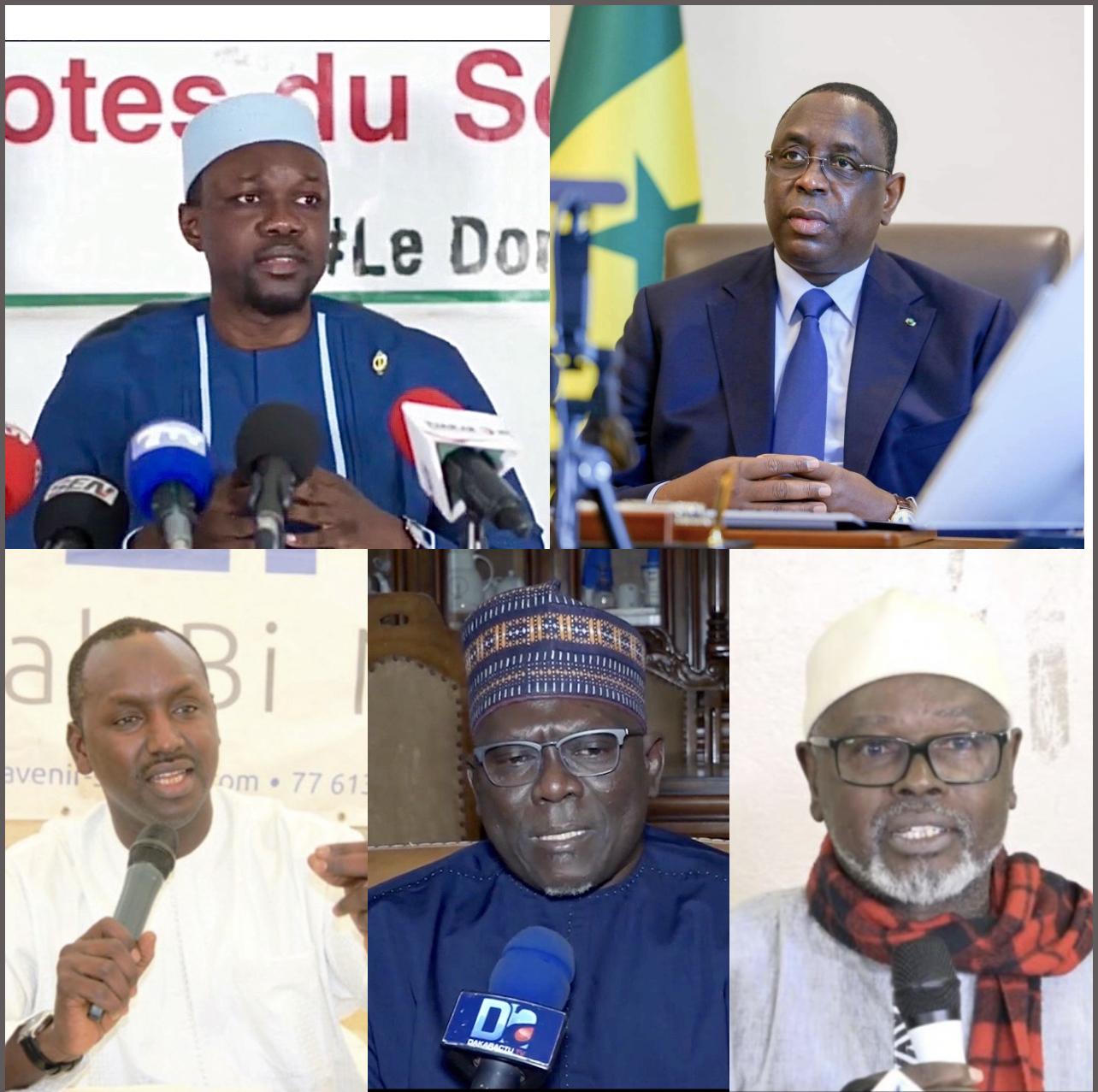 SÉNÉGAL : Chronique des dernières heures avant la libération de Ousmane Sonko...
