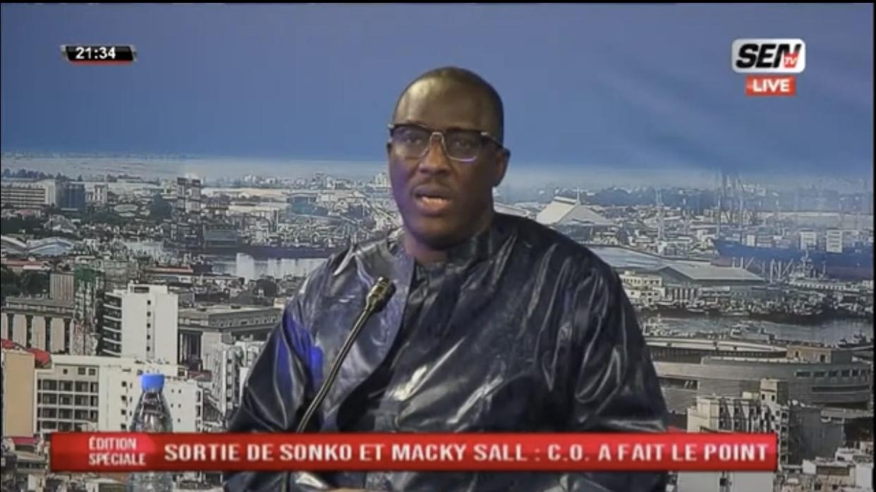 Expression populaire au Sénégal /Cheikh O. Anne résigné : «Cette situation nous exige une nouvelle posture... La vraie équation, ce sont les jeunes. Le président et le gouvernement en sont bien conscients et ils vont réglerleursituation...»