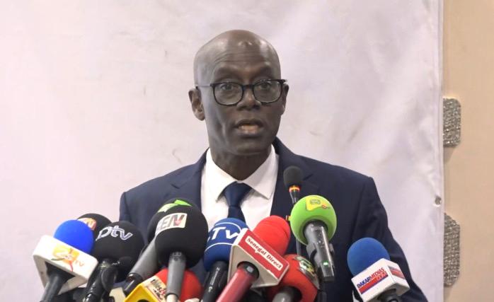 Sortie médiatique du capitaine Oumar Touré : Thierno Alassane Sall met en garde...