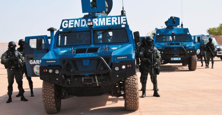 Désertion dans la Gendarmerie : Ce qu'en dit le Code de justice militaire qui prévoit 6 mois à 3 ans d'emprisonnement.