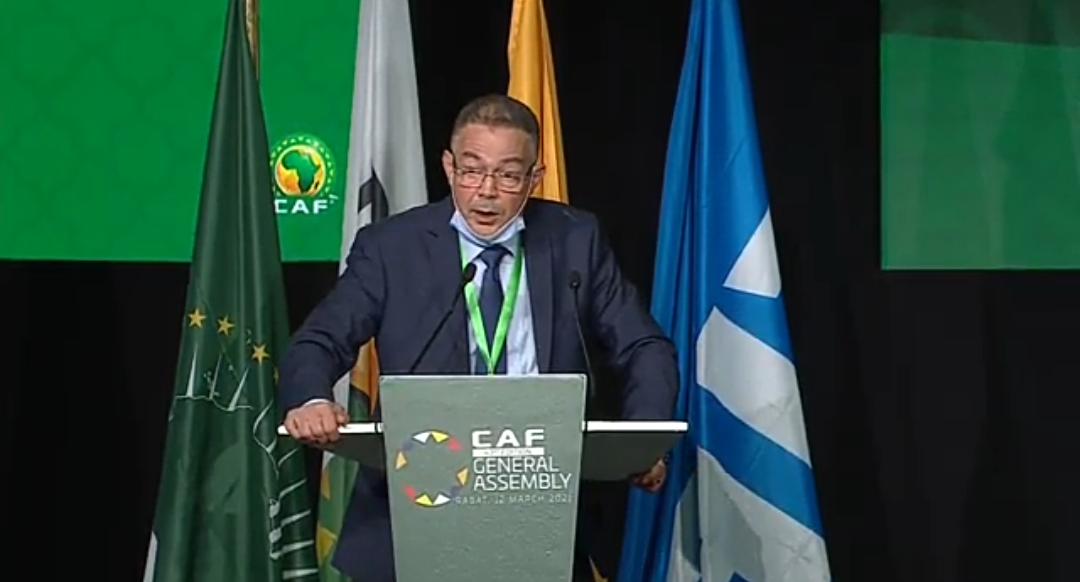 43e AG élective CAF / Le président de la fédération marocaine en défenseur de la FIFA : « Toute la polémique est stérile »