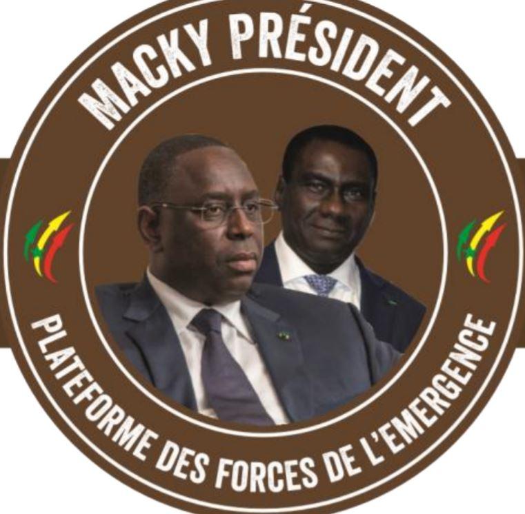 COMMUNIQUE DE PRESSE Coordination des mouvements de soutien à l'action du Président de la République