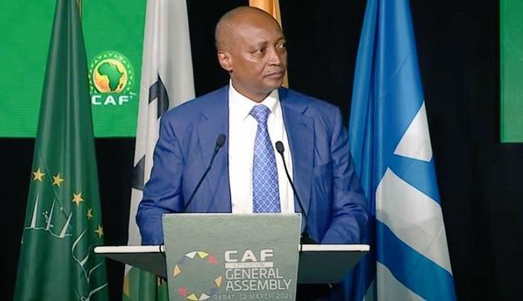 CAF : Le milliardaire sud-africain, Patrice Motsepe, élu président, Augustin Senghor 1er vice-président.