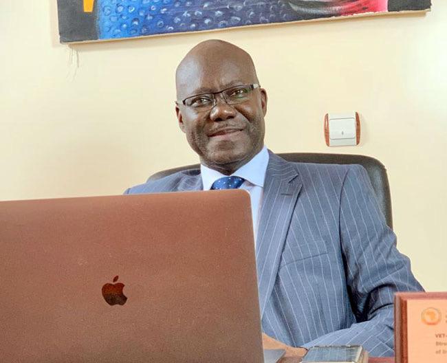 Dr Papa Ndary Niang : « J'espère que le Président Macky Sall fera les ruptures très rapidement pour pouvoir partir par la grande porte… »