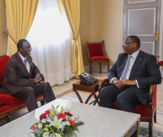 Décès de Thione Seck : Les condoléances du président Macky Sall.