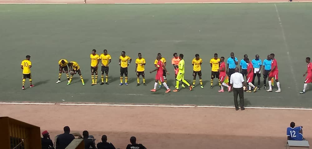 Kaolack / National 1 amateur : Le stade de Thiaroye bat TP Diamono 1 but à 0.
