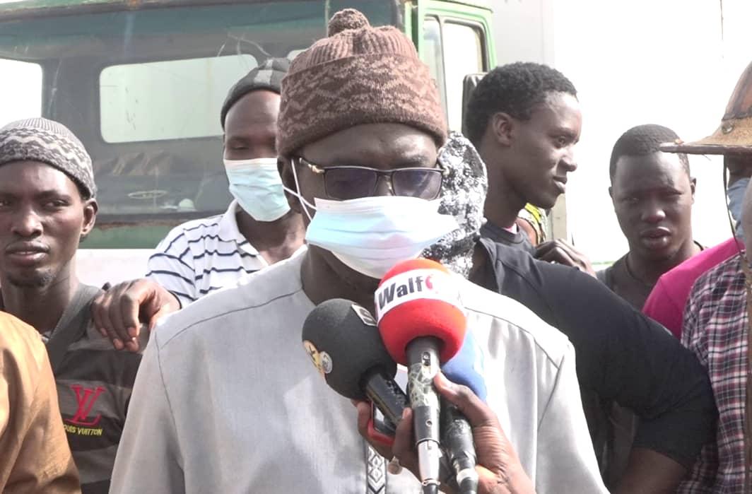 TOUBA - Les mareyeurs dans une immense colère contre le ministre Alioune Ndoye