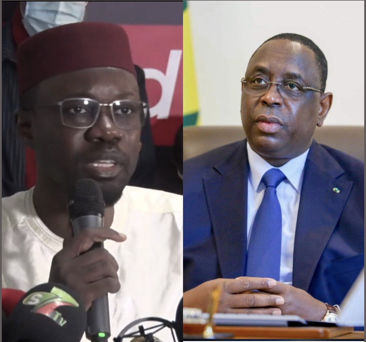 Bipolarisation de la scène politique sénégalaise / Ousmane Sonko, Macky Sall et l'autre partie de l'opposition: A Qui profite la situation actuelle?