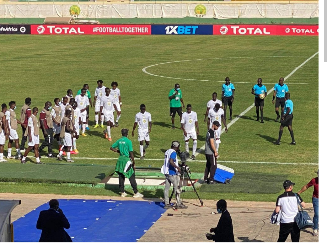 Coupe CAF / 2ème journée Phase de poules : Le Jaraaf arrache le nul in extremis contre le Sfax (1-1)