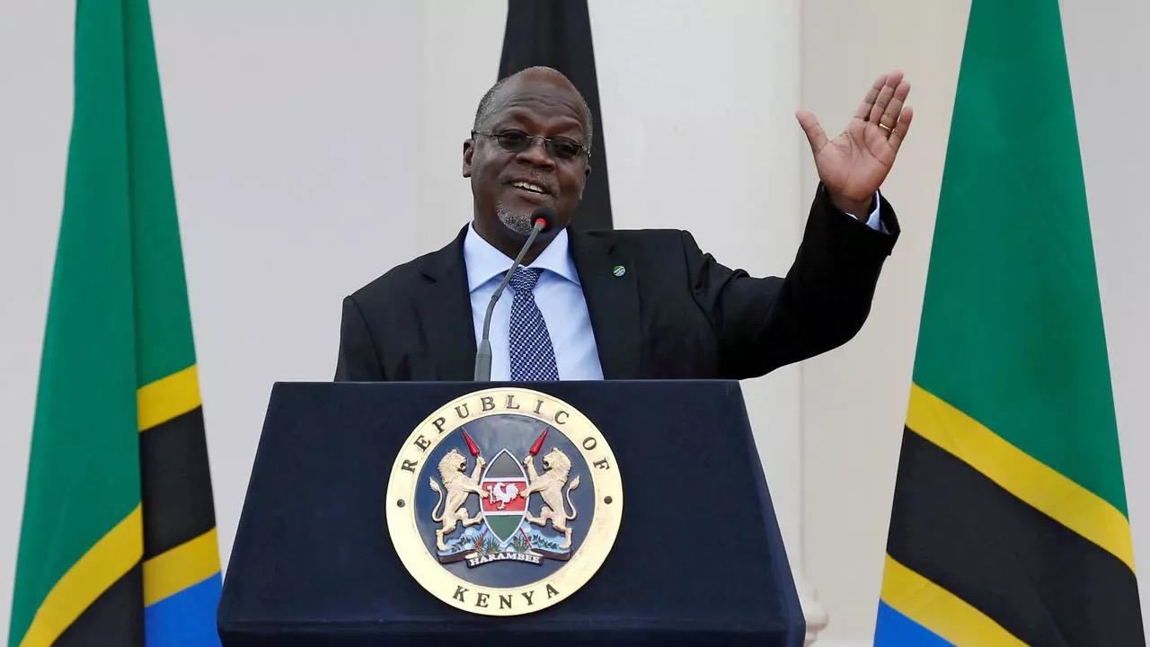 Le président tanzanien John Magufuli est décédé.