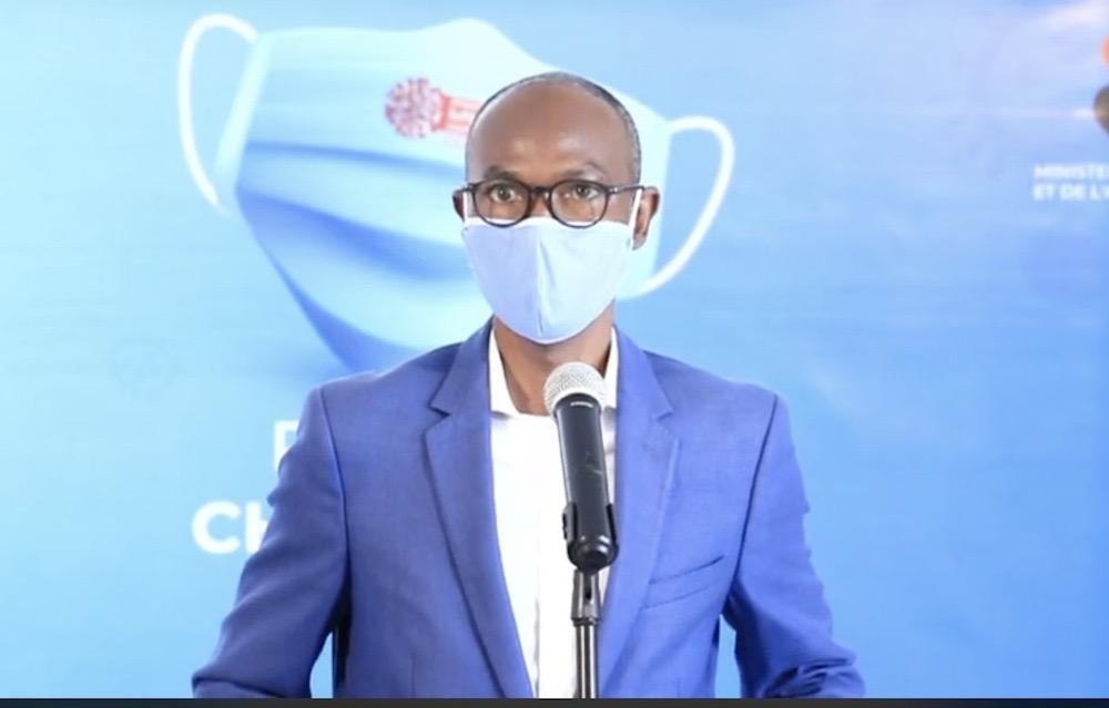 Covid-19 : Le Pr Moussa Seydi favorable à l'utilisation du vaccin AstraZeneca au Sénégal.