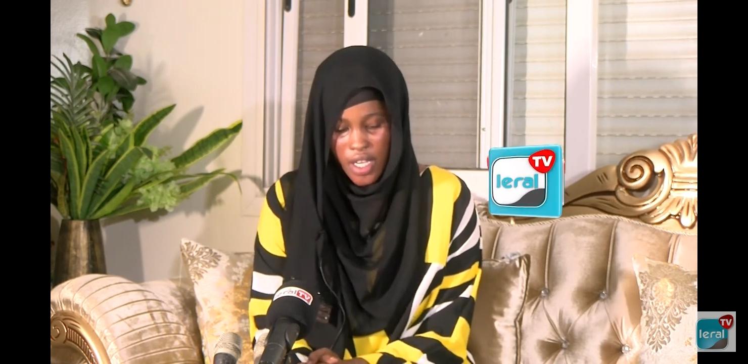 Affaire du viol : Adji Sarr fait de graves révélations et maintient le flou sur sa grossesse.