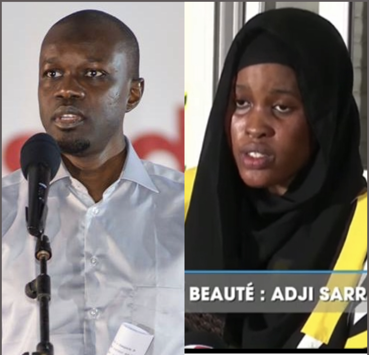 Adji Sarr sur sa première rencontre avec Ousmane Sonko : «Il m'a forcée à me coucher par terre sachant que j'étais vierge...»