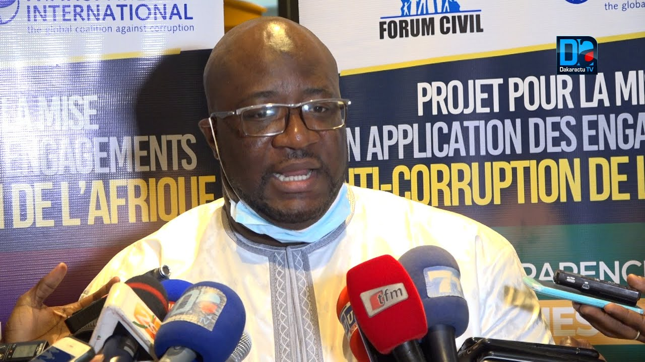 Accès à l'information pour lutter contre la corruption : Le Forum Civil regrette la posture du Sénégal...