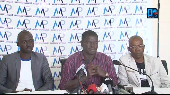 Plainte APPEL auprès du Procureur pour des menaces de mort contre les sites Leral et Dakaractu : le Synpics demande le traitement rigoureux de cette affaire par les autorités judiciaires