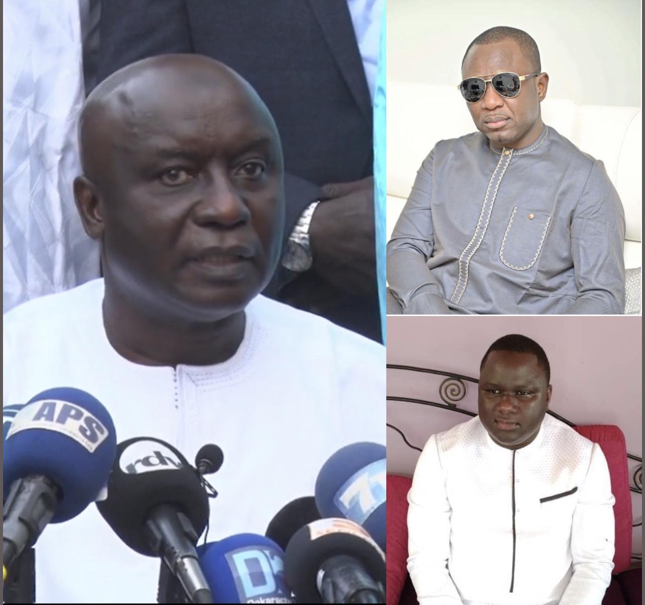 Démission de Badara Gadiaga du Parti Rewmi : Idy désormais inaccessible, la saignée pourrait se poursuivre