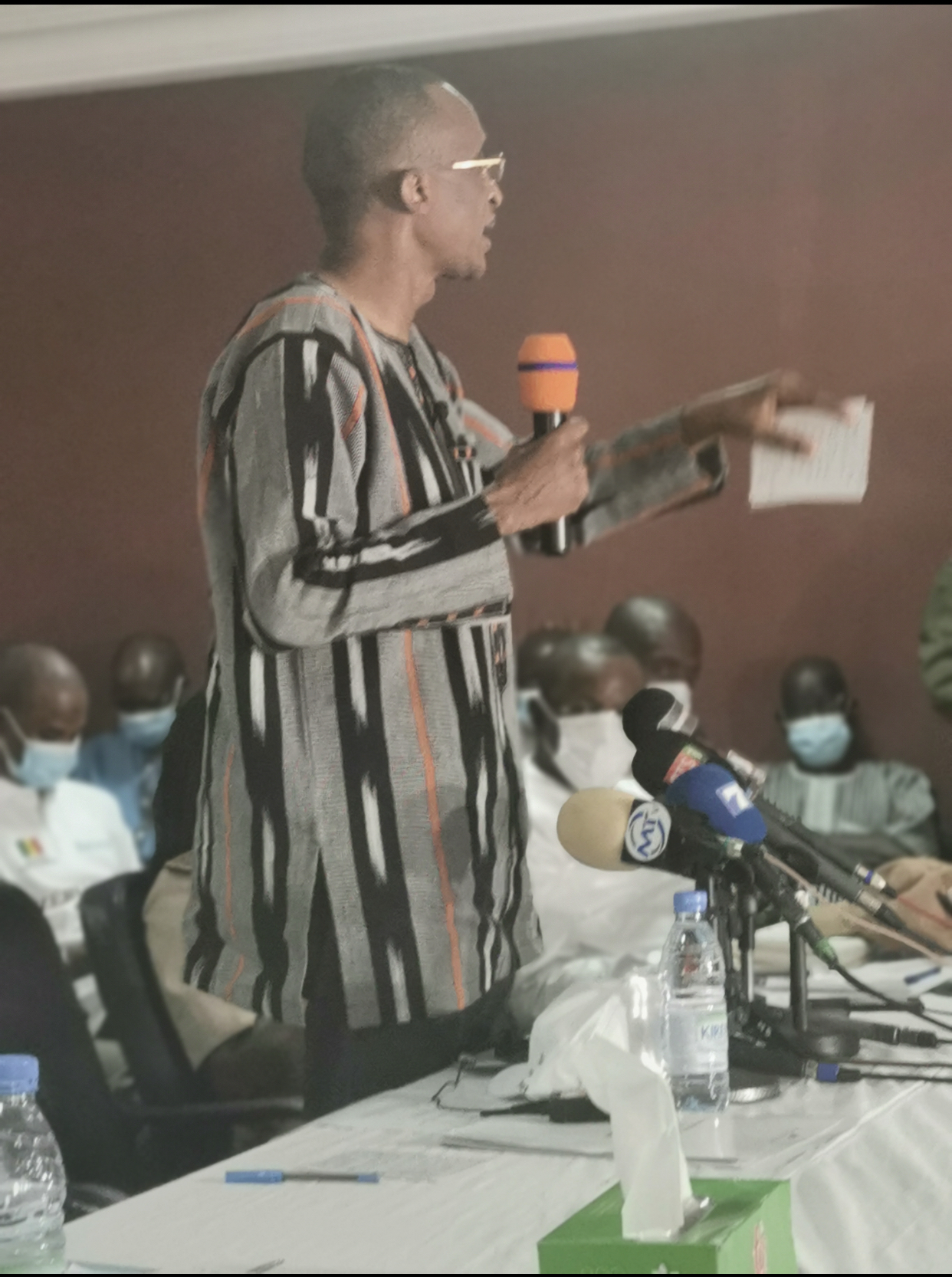 Fatick : «Kou gnou door ngou faayou... Demandez aux gens du Pds quand ils ont...» (Abdoulaye Sow)