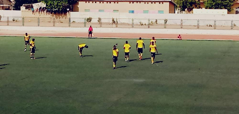 Kaolack / National 1 Amateur : TP Diamono bat UGB 2 buts à 0.