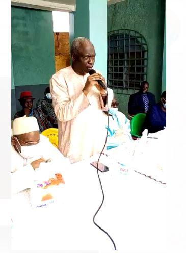 Cote d'Ivoire : le Consul Général du Sénégal Abdou Karim Basse n'est plus