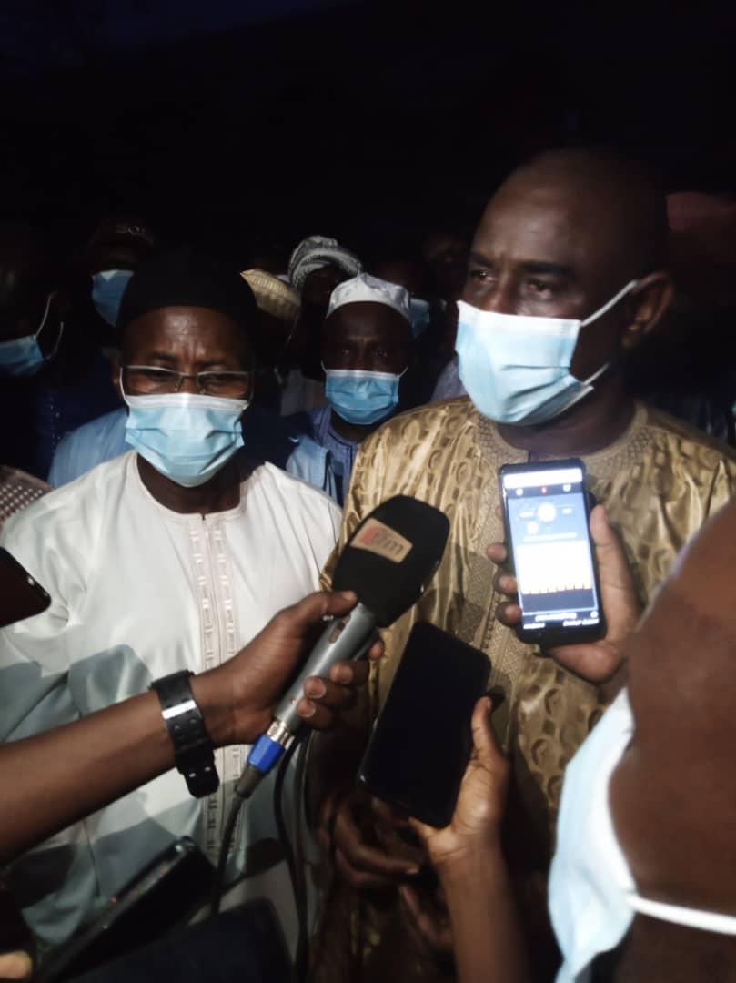 KANEL : Le coordonnateur Mamadou Talla mobilise BBY qui se dresse en boucler pour défendre le président Macky Sall.