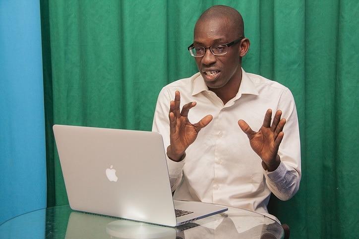Mountaga Cissé, Consultant et Formateur en nouveaux médias