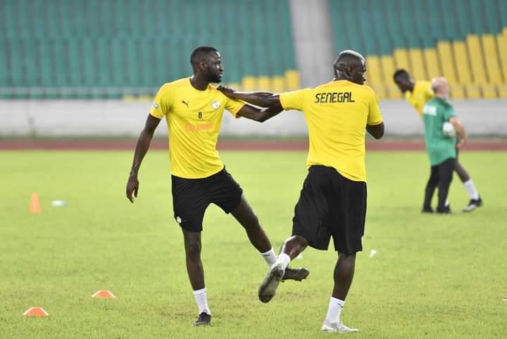 Éliminatoires CAN 2022 / Congo Brazza – Sénégal : Premier galop d'entraînement des Lions à Kintélé. (Vidéo et Photos)