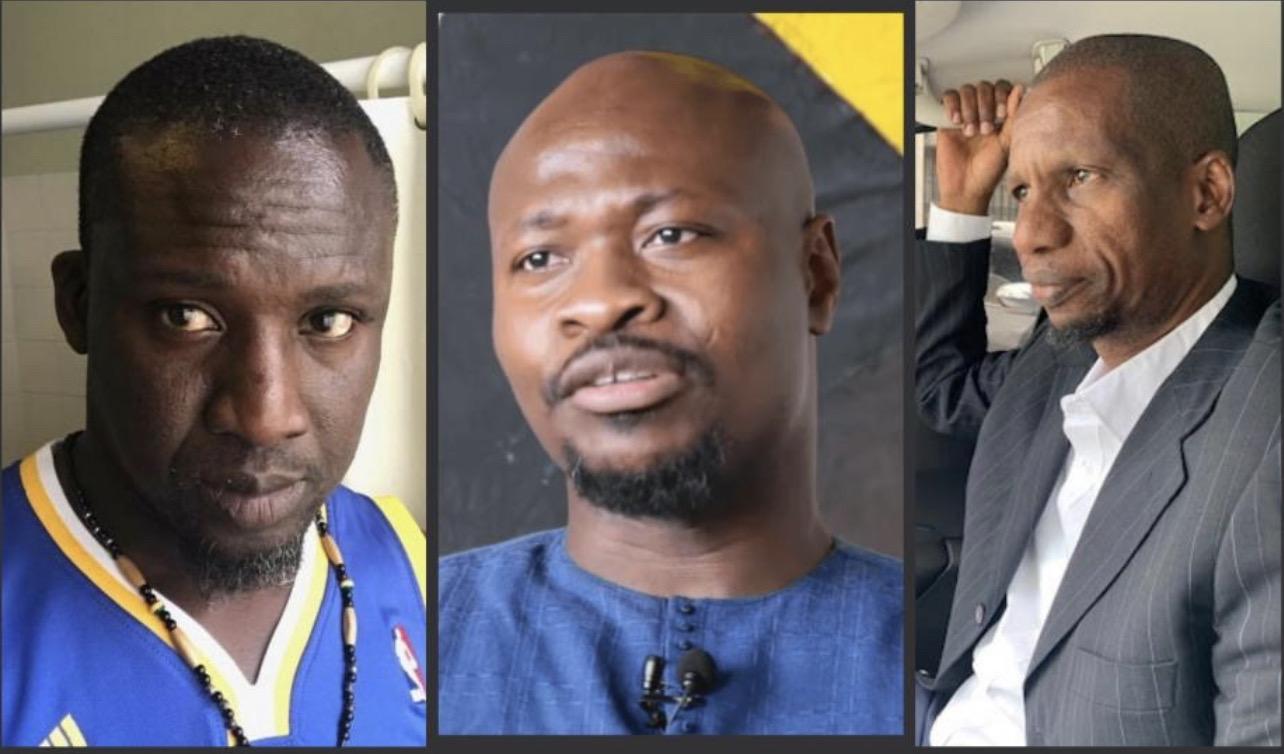 URGENT : Guy Marius Sagna, Clédor Sène et Assane Diouf obtiennent la liberté provisoire.