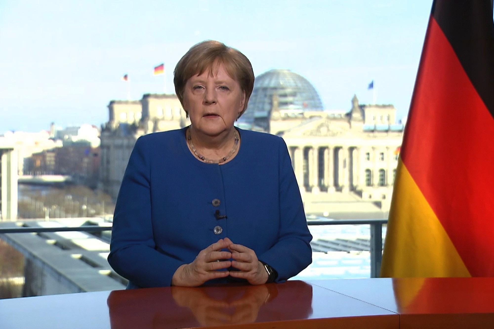 Allemagne : Après sa décision de renforcer les restrictions à Pâques, Angela Merkel s'excuse et rétropédale...