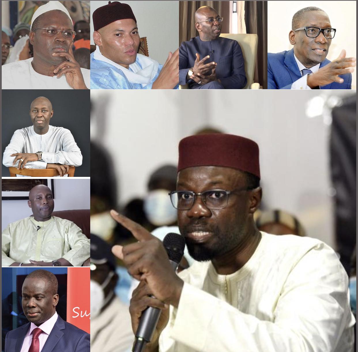 Ébullition de l'espace politique / Ousmane Sonko : L'élément fédérateur ou le déclencheur d'une nouvelle redistribution des cartes ?